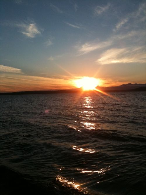 Edmonds Beach'10