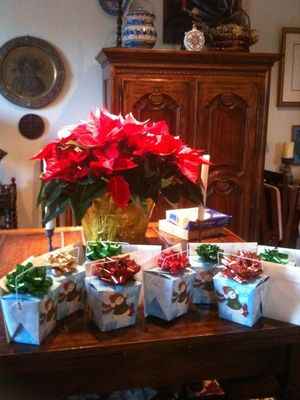 Christmas goods