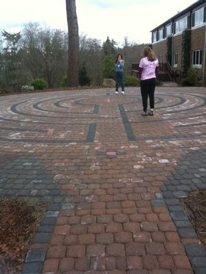 Palisades Labyrinth