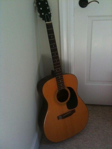 Gloria's Guitar